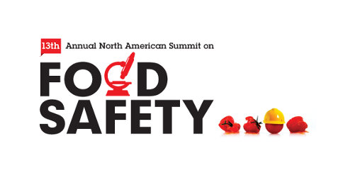 13th Annual North American Summit on Food Safety