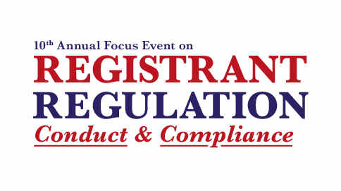 10th Annual Focus Event on Registrant Regulation Conduct & Compliance