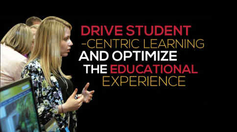 Drive student-centric learning and optimize the educational experience.
