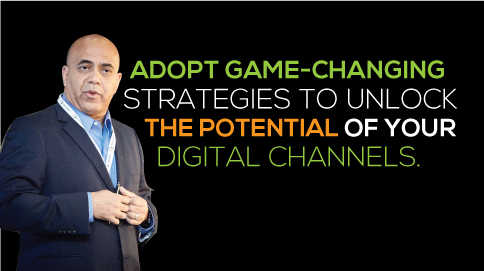 Adopt game-changing strategies to unlock the potential of your digital channels.